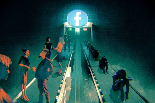 Que hay detras de las redes sociales