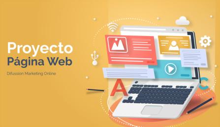 Proyecto - Página web